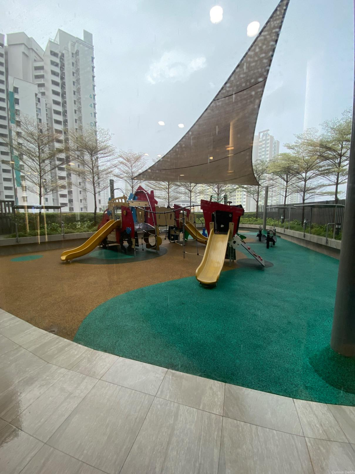 seletar mall playground